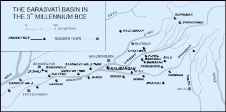 The Saraswati Basin Civilisation