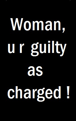 Woman r guilty