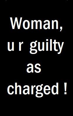 Woman r guilty