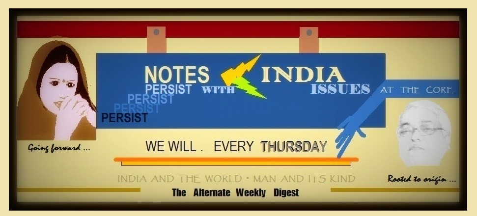 Notes India - Visually
