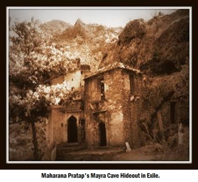 Pratap's Hideout In Exile