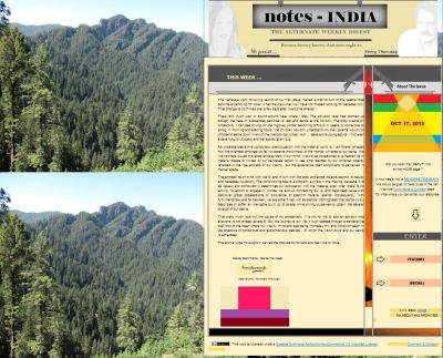 Notes INDIA... Oct 17,2013