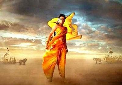 Draupadi-in-Mahabharat