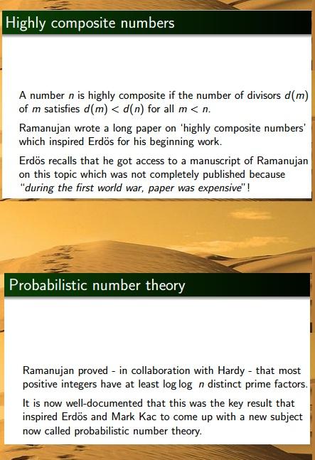 Ramanujam6